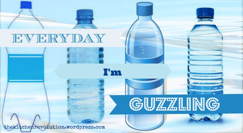 Everyday I'm Guzzling cover image